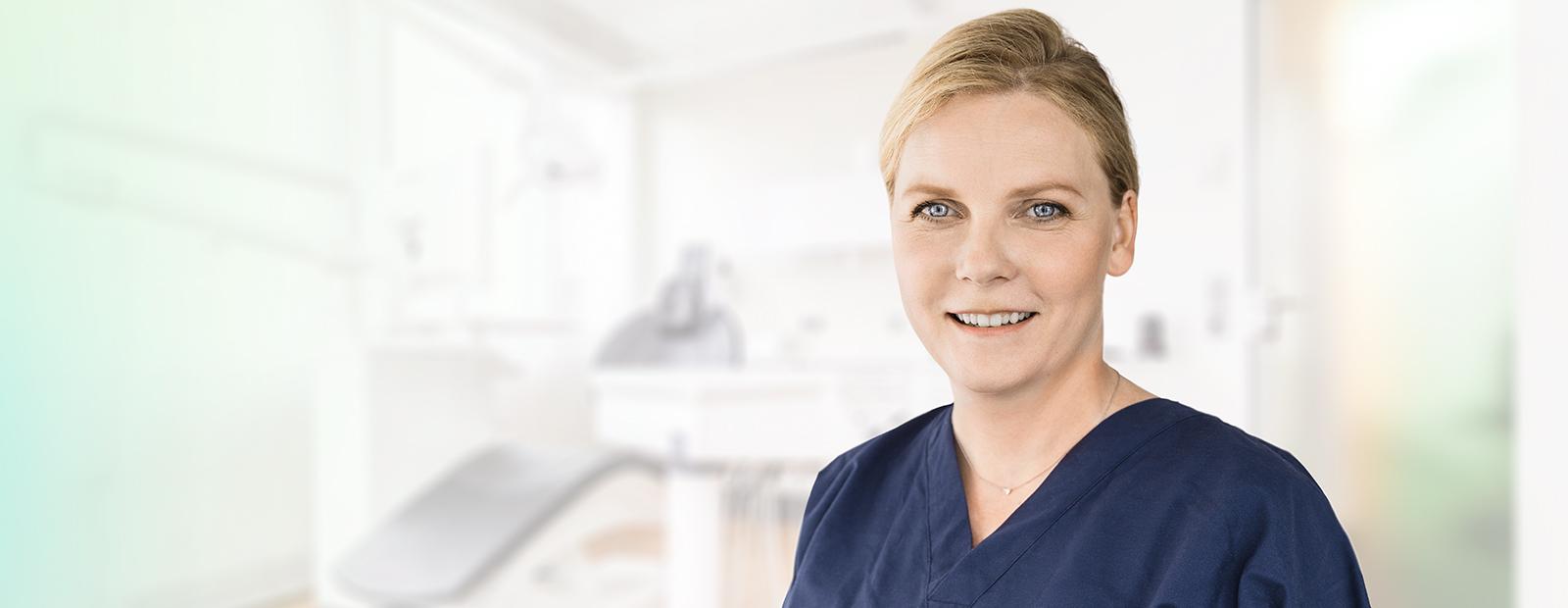 Dr. med. dent. Carolin Gerckens, M. Sc.